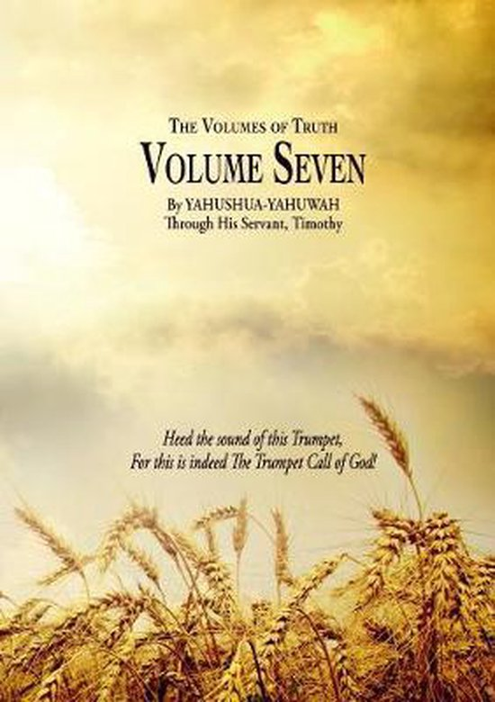 Boek cover The Volumes of Truth van Yahushua Yahuwah (Paperback)