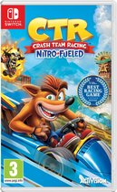 Crash Team Racing Nitro-Fueled - Switch - Engels