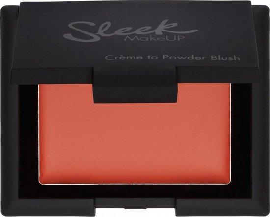 Sleek Make-up Creme To Powder Blush Gerbera