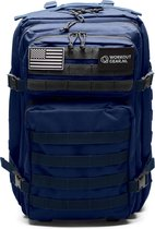 Workout Gear - Fitness Tas - Sporttas - Tactical Bag - Army Bag - Crossfit Sport Tas - Blue