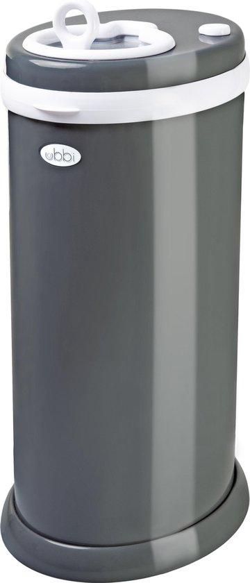 Ubbi - Luieremmer - Slate Grey