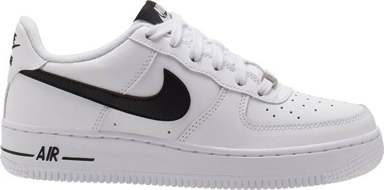 bol.com | Nike Air Force 1 Kids Sneakers - White/Black - Maat 40