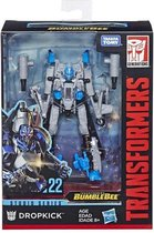 Transformers studio series dropkick #22 transformer hasbro