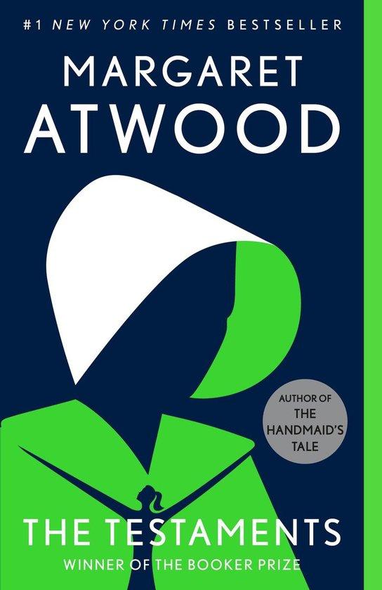 Boek cover The Testaments van Margaret Atwood (Paperback)