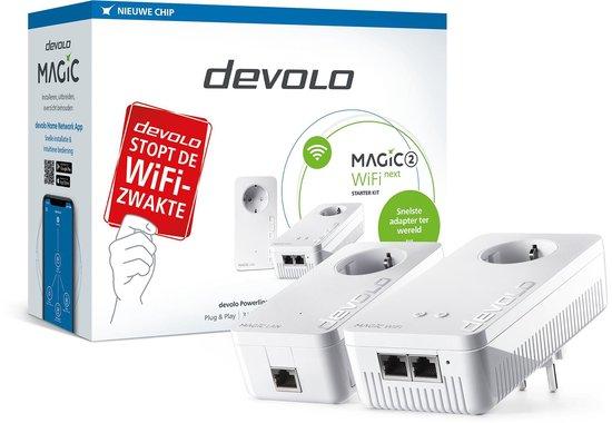 devolo Magic 2 WiFi next Starter Kit - 2400 Mbps - BE