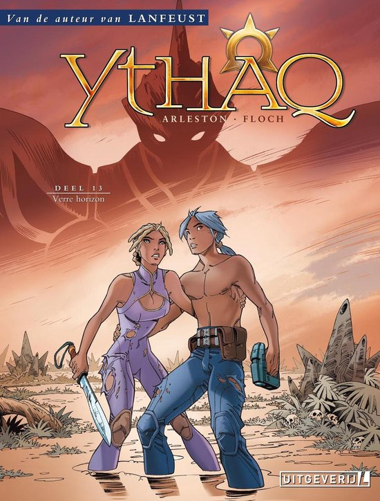 Ythaq 13 - Ythaq | 13 Verre horizon - Arleston pdf epub