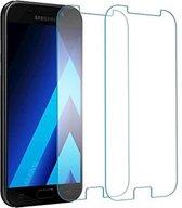 Paxx® 2 Pack Samsung Galaxy A5 2017/ A520 1+1 Glazen Screenprotector  (0.26mm) Bescherm Glas