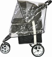 Regenhoes transparant InnoPet Buggy
