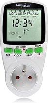 Tijdschakelaar - GreenBlue GB105 digitale timer PENAARDE alleen voor België