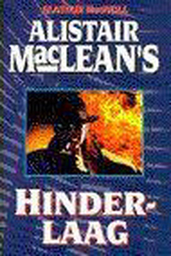 ALISTAIR MACLEAN'S HINDERLAAG - A. Macneill pdf epub