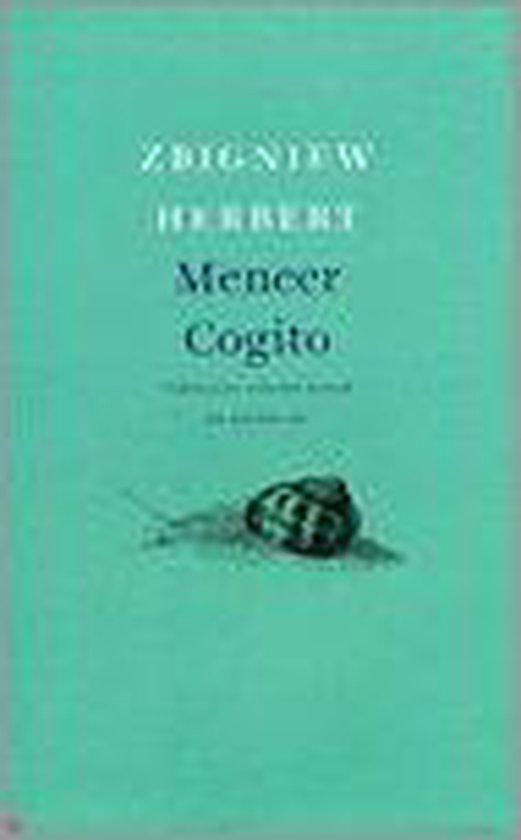 Meneer Cogito - Z. Herbert |
