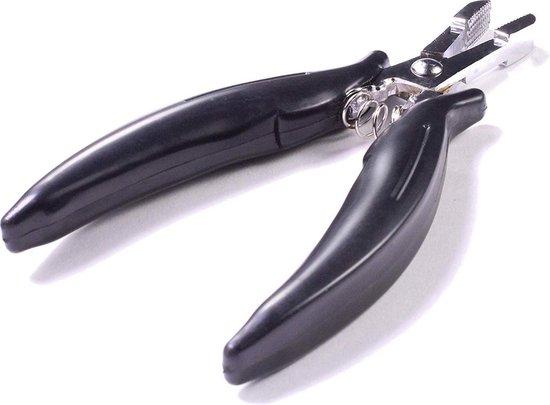 Tang voor microring extensions / Verwijdertang wax extensions