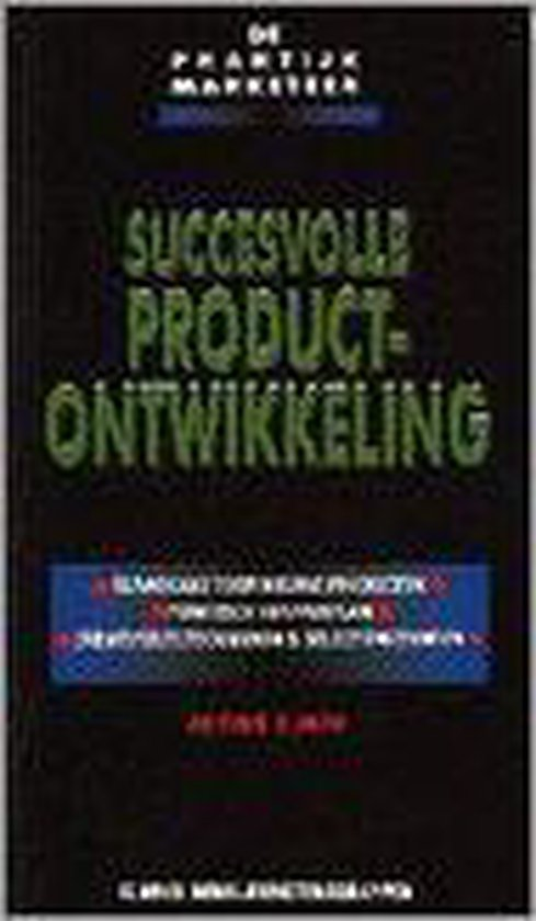 Succesvolle Productontwikkeling