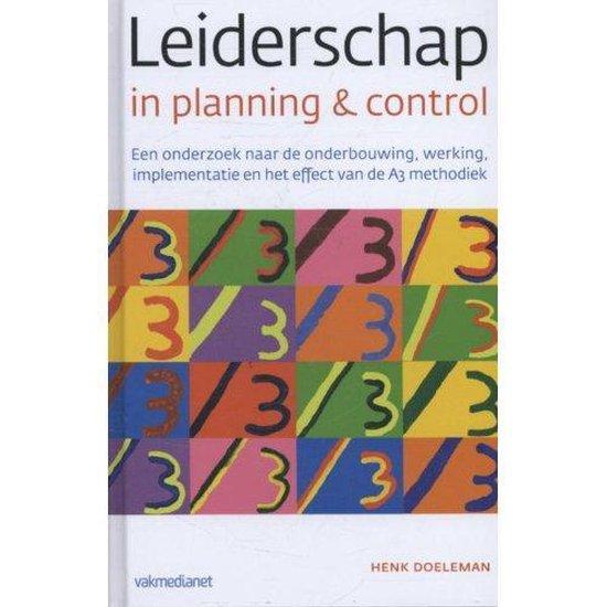 Leiderschap in planning en control - Henk Doeleman |