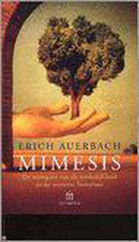 Mimesis - Erich Auerbach |