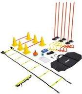 Starterskit met trainingsmaterialen + VOETBAL coachbord