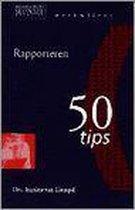 Rapporteren werkwijzer 50 tips