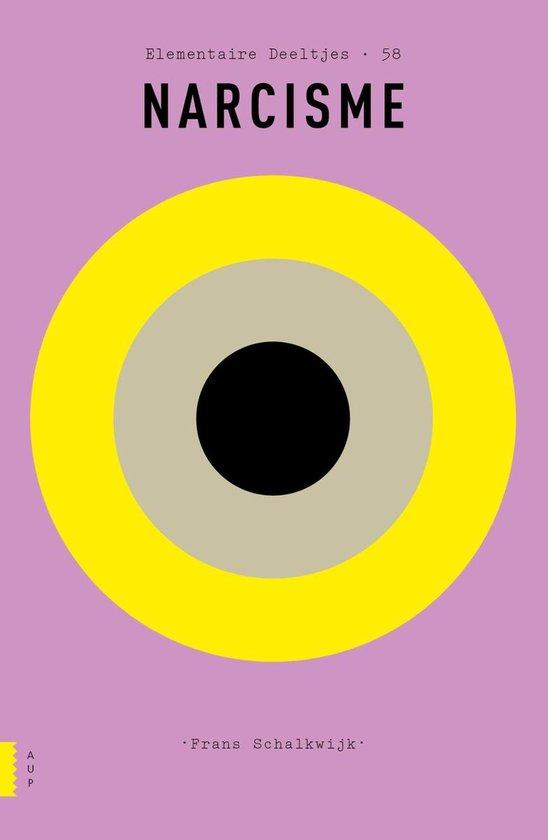 Boek cover Elementaire Deeltjes - Narcisme van Frans Schalkwijk (Onbekend)