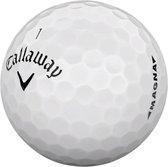 Supersoft Magna golfballen - 12 stuks Wit