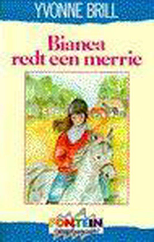 BIANCA REDT EEN MERRIE - Yvonne Brill |