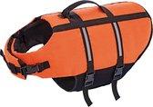 Nobby zwemvest 7-9 kg oranje small, 30 cm - 1 st