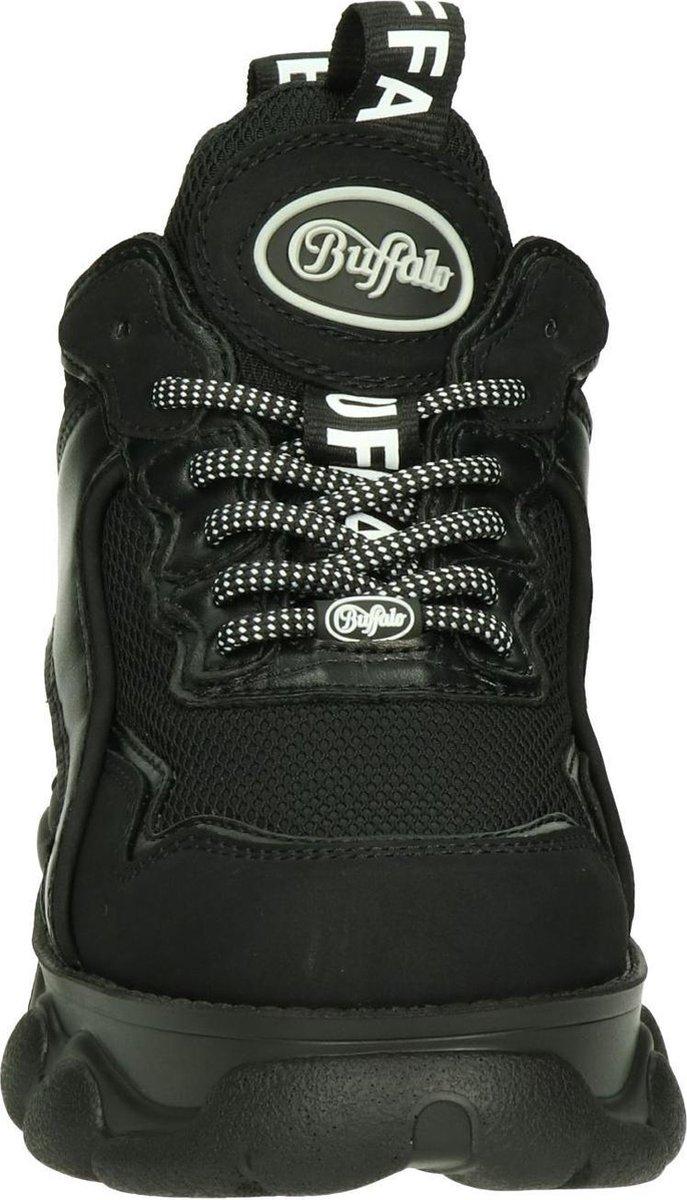 Buffalo Chai Zwarte Sneakers Dames 40 uujeB