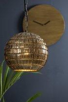 Hanglamp Ø55x56 cm KYMORA antiek brons