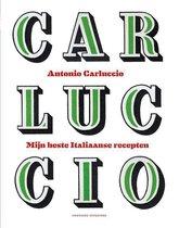 Boek cover Carluccio van Antonio Carluccio (Hardcover)