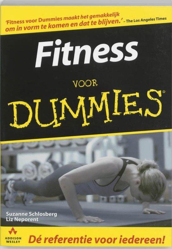 Voor Dummies - Fitness voor Dummies - Suzanne Schlosberg   Readingchampions.org.uk