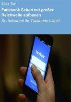 Facebook Seiten mit großer Reichweite aufbauen