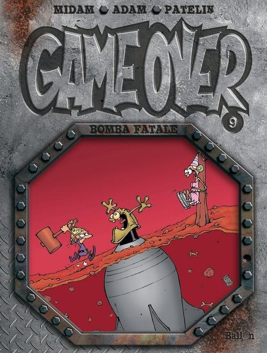 Game Over: 009 Bomba Fatale - Midam |