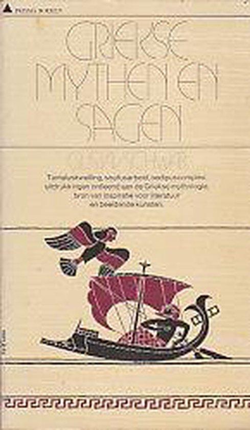 Griekse mythen en sagen - Schwab, Gustav |