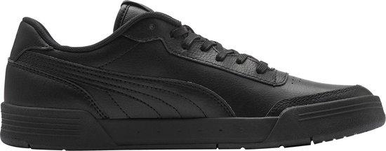 PUMA Caracal Sneakers Unisex - Puma Black-Dark Shadow - Maat 42.5