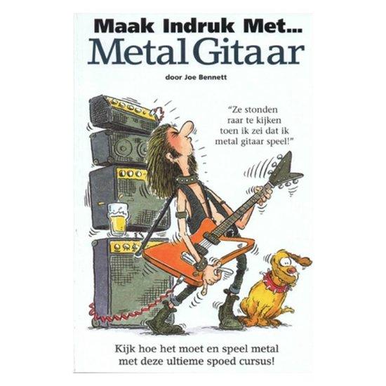 Maak indruk met metal gitaar - Bennett Joe   Readingchampions.org.uk