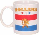Mok Holland vlag