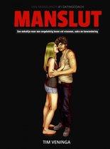 Boek cover Manslut van Tim Veninga (Onbekend)