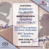 Symphonies Nos. 88, 99 & 1