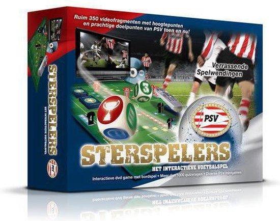 Afbeelding van het spel Sterspelers DVD Bordspel PSV