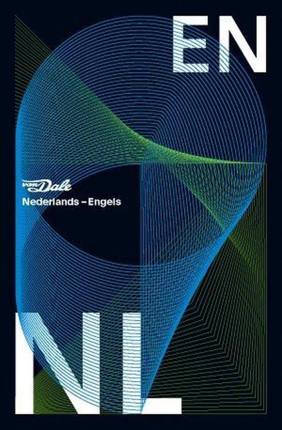 Boek cover Van Dale Pocketwoordenboek Nederlands-Engels van Diverse auteurs (Paperback)