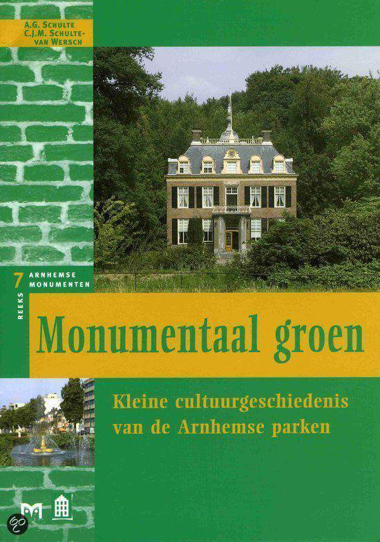Monumentaal groen - C.J.M. Schulte-van Wersch |