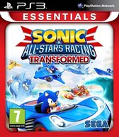 Sonic All-Star Racing: Transformed (Essentials) /PS3