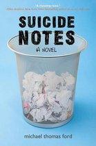 Boek cover Suicide Notes van Michael Thomas Ford (Paperback)