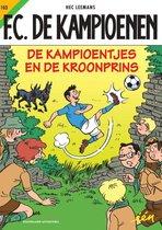 F.C. De Kampioenen 103 - De Kampioentjes en de Kroonprins