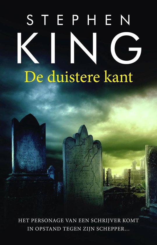 De duistere kant - Stephen King  