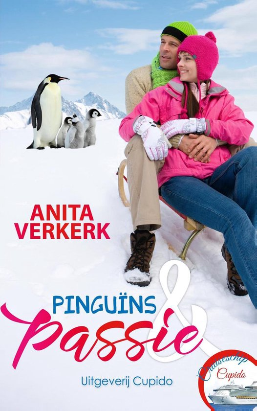 Cruiseschip Cupido 3 - Pinguïns & Passie
