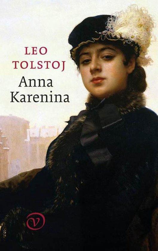 Boek cover Anna Karenina van Leo Tolstoj (Hardcover)