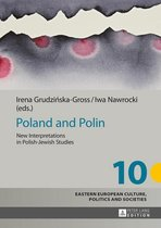 Boek cover Poland and Polin van
