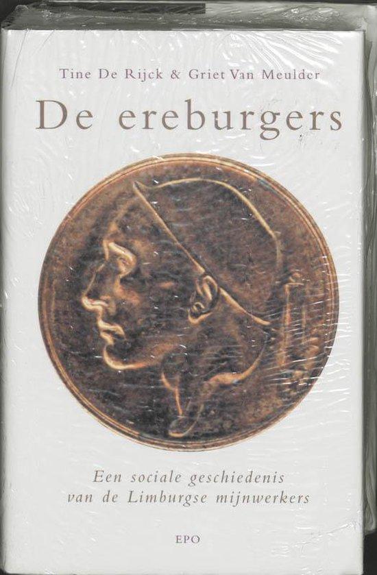 De ereburgers - T. De Rijck |