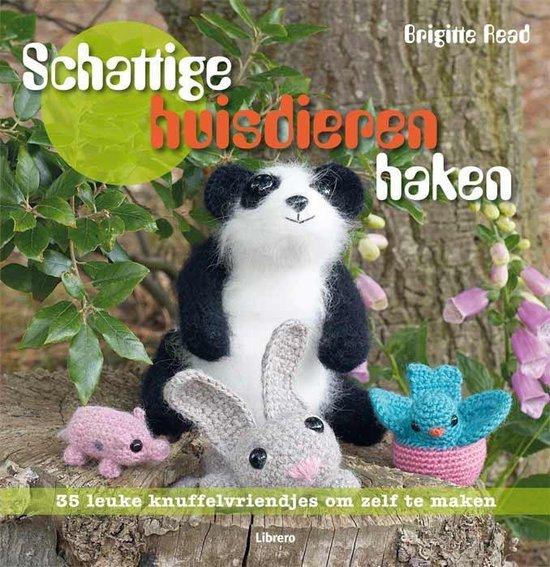 Schattige Huisdieren Haken - Brigitte Read  