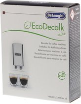 De'Longhi EcoDecalk Mini  - Koffiemachineontkalker